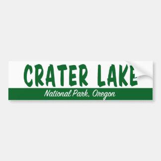 Crater Lake National Park Bumper Sticker