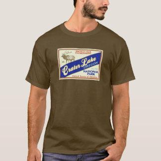 Crater Lake National Park (Elk) T-Shirt