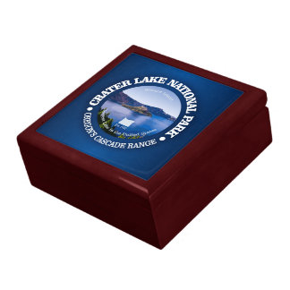 Crater Lake National Park Gift Box