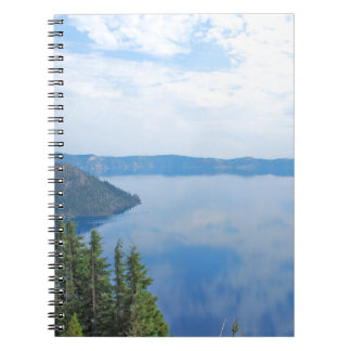 Crater Lake National Park Notebook