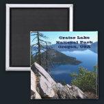 "Crater Lake National Park Oregon USA Travel Magnet<br><div class=""desc"">Crater Lake National Park Fridge Magnets:    Crater Lake National Park Travel Postcards:    Crater Lake National Park Posters:</div>"