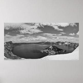 Crater Lake National Park Print