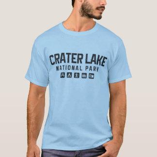 Crater Lake National Park Tshirt (light)