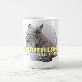 Crater Lake NP (Lynx) WT Coffee Mug