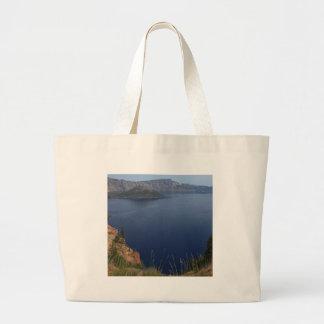 Crater Lake Oregon Canvas Bag