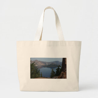 Crater Lake Oregon Canvas Bags