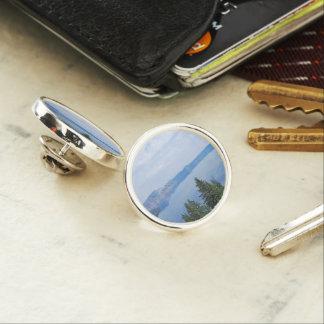 Crater Lake Oregon Lapel Pin