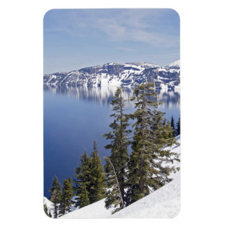 Crater Lake Oregon Magnet