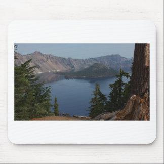 Crater Lake, Oregon Mouse Pad