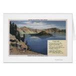 Crater Lake, Oregon - Observation Cards