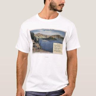 Crater Lake, Oregon - Observation T-Shirt