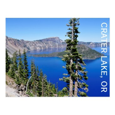 Scapeview Crater Lake, Oregon Postcard