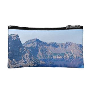 Crater Lake Phantom Ship Cosmetic Bag