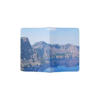 Crater Lake Phantom Ship Passport Holder