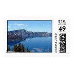 Crater Lake Postage Stamp