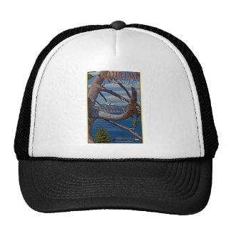 Crater Lake - Summer 2011 Trucker Hat