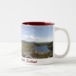 Crater Loch, Isle of Mull, Scotland mug