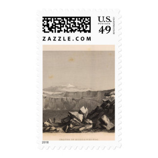 Crater of Mokuaweoweo, Hawaii Stamp