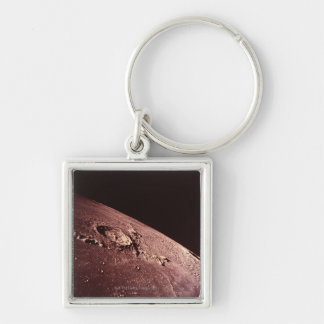 Crater on the Moon Key Chain