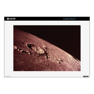 "Crater on the Moon Skins For 15"" Laptops"