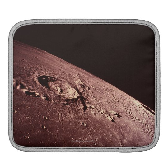 Crater on the Moon Sleeve For iPads