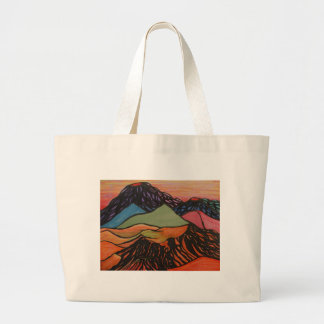 cratered landscape bags