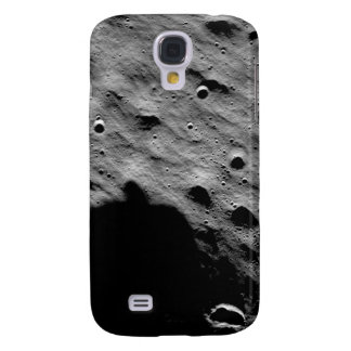 Cratered regions galaxy s4 cover