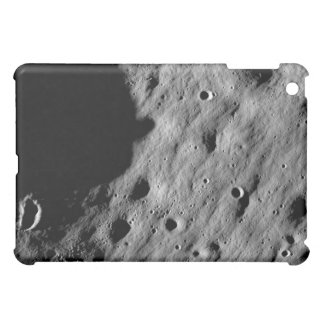 Cratered regions iPad mini case