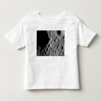Cratered regions toddler t-shirt