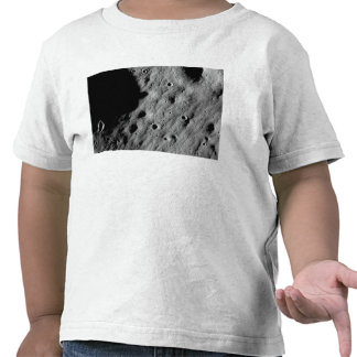 Cratered regions tee shirts