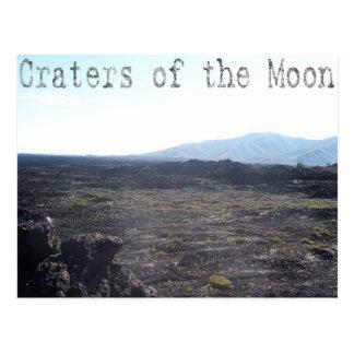 Cráteres de la luna, Idaho Postal