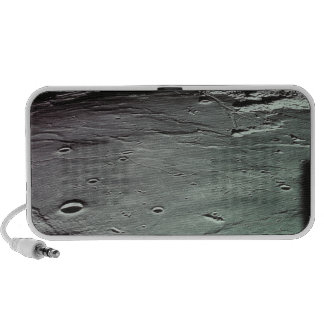 Cráteres en la luna mp3 altavoces