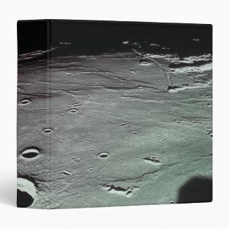 """Cráteres en la luna carpeta 1 1/2"""""""