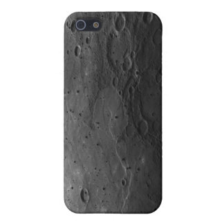 Cráteres grandes en el planeta Mercury iPhone 5 Fundas