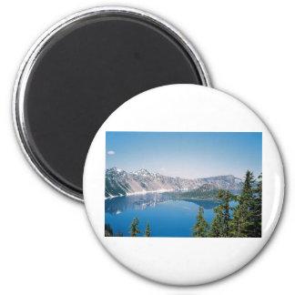 CraterLake Designs 2 Inch Round Magnet