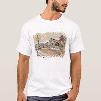Craters at Ham-Saint-Quentin T-Shirt