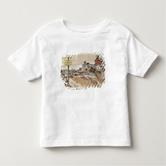 Craters at Ham-Saint-Quentin Toddler T-shirt