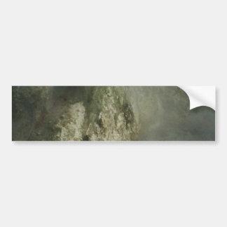 Craters Bumper Sticker