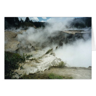 Craters Card