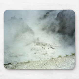 Craters Mouse Pad