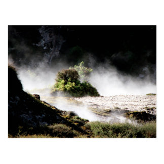 Craters of the Moon New Zealand Postcard
