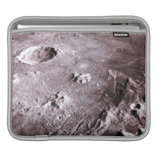 Craters on the Moon Sleeves For iPads