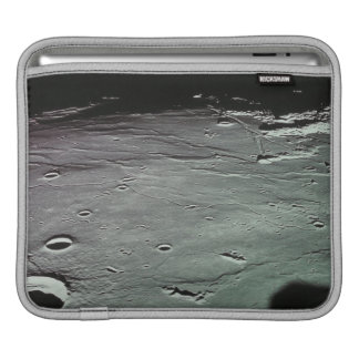Craters on the moon sleeve for iPads