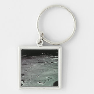 Craters on the moon keychain