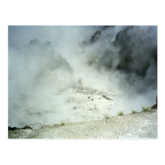 Craters Postcard