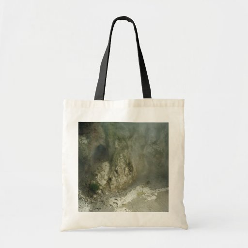 Craters Tote Bags