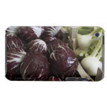 Crates of red cabbages and fennel Case-Mate iPod touch case