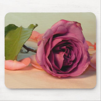 Crave the Rose Mouse Pads