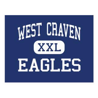 Craven del oeste - Eagles - altos - Vanceboro Postal