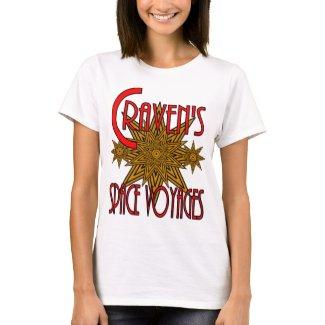 Craven's Space Voyages Shirt